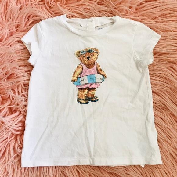 f375a49f Polo by Ralph Lauren Shirts & Tops | Ralph Lauren Polo Bear A Baby ...